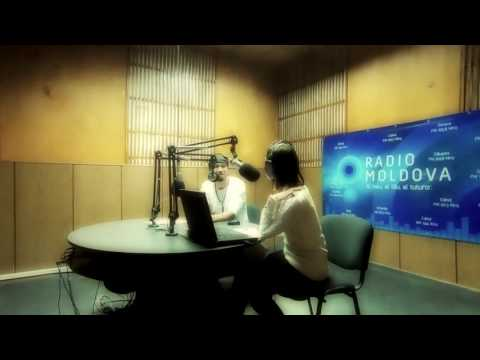 Maself - Radio Moldova interview