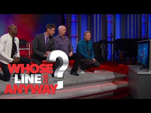 One Day In The Lab - Whose Line Is It Anyway? US