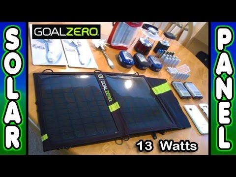 small-solar-panel-kit-portable-goalzero-nomad-13-guide10plus-power-shtf
