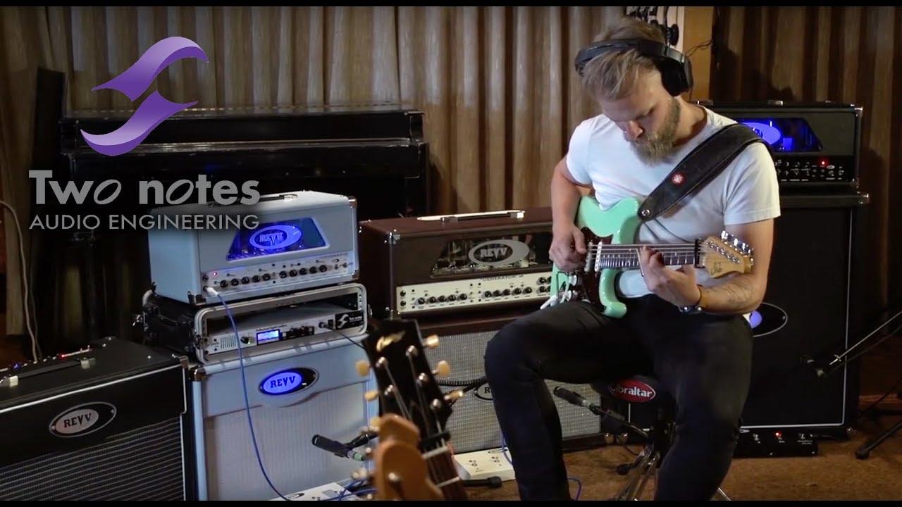 Two notes Audio Engineering - Torpedo Live - Digital Loadbox