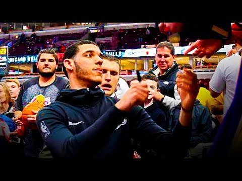 Lonzo Ball Makes Fans Pay $200 Dollars for His Autograph at NBA All-Star Weekend 2018!