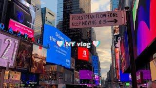 갑자기 혼자 미국 뉴욕 여행 (ENG Sub)