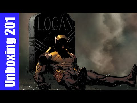 Death of Wolverine #1, Future's End 3D Covers Wk 1, Original Sin #8, more! Unboxing Wednesdays 201