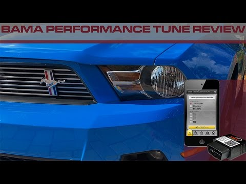 Bama Performance Tune Review Is A Mustang Tune Worth It Youtube