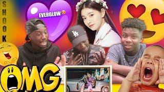 Download EVERGLOW (에버글로우) - 봉봉쇼콜라 (Bon Bon Chocolat) MV | REACTION Mp3