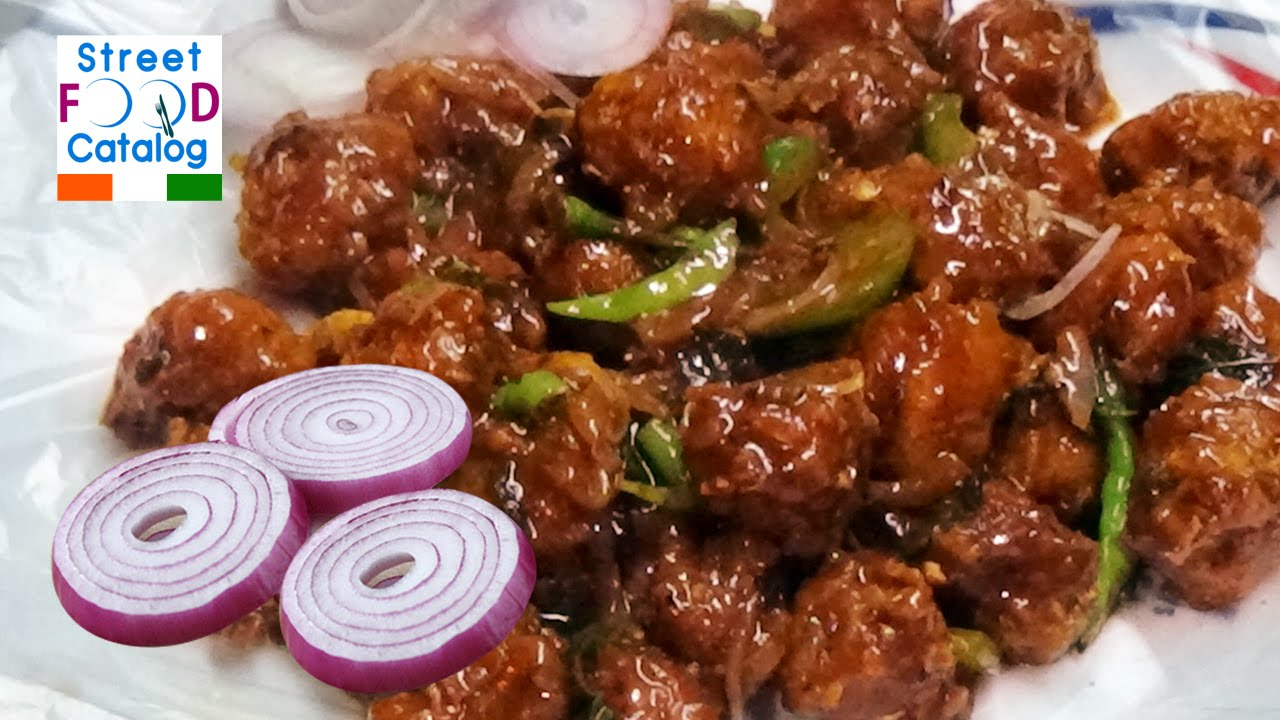 Veg manchurian food recipe indian street food youtube forumfinder Image collections
