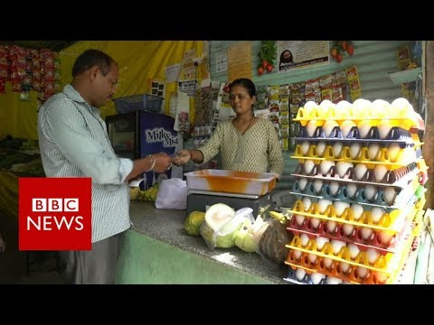 Tapping into India's digital payments revolution - BBC News