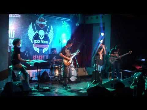 Half Step Down - Overture To Outer Space (live @ Blue Frog)