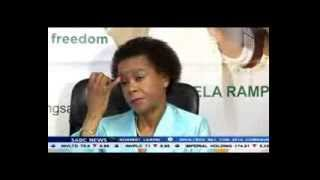 Ramphele and Zille on the collapse of merger