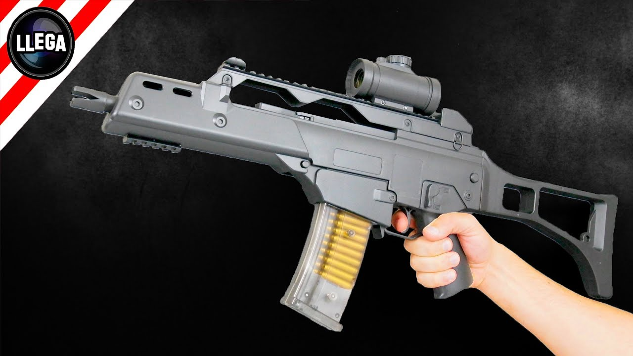 Airsoft a realistic shooting game