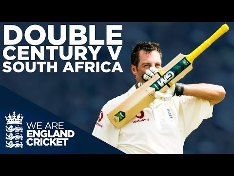 Amazing Double Century v South Africa! | Marcus Trescothick 219 | England Cricket 2020