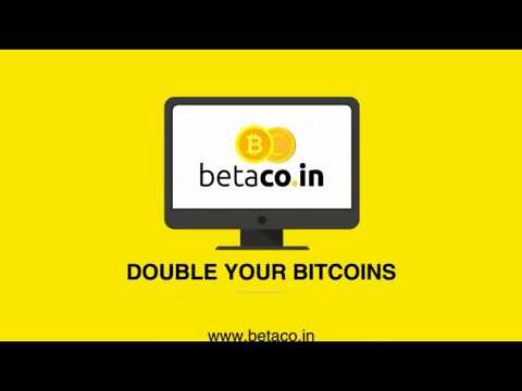 Beta Coin, Double your bitcoin in 100 hours - betaco.in