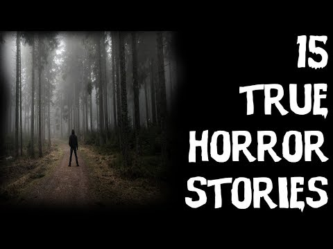 15 TERRIFYING TRUE Horror Stories From Reddit! | Ft.Creaks & Peaks!
