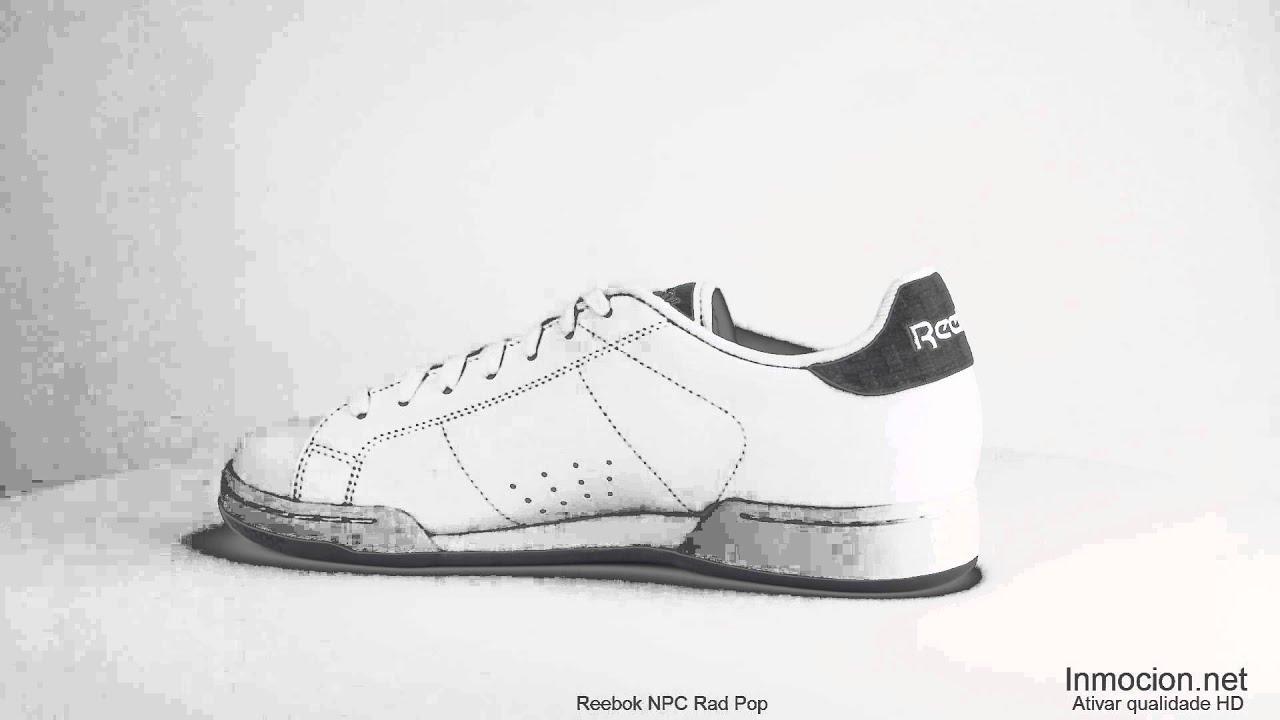 reebok classic npc rad pop