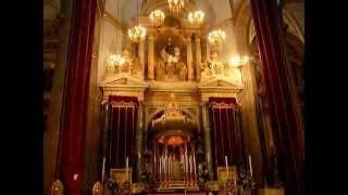 Concierto de clavecín en el Templo de La Profesa.