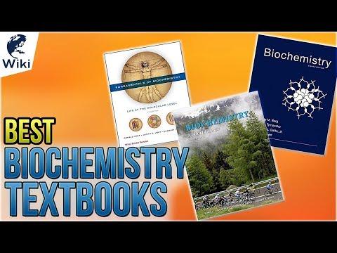10 Best Biochemistry Textbooks 2018