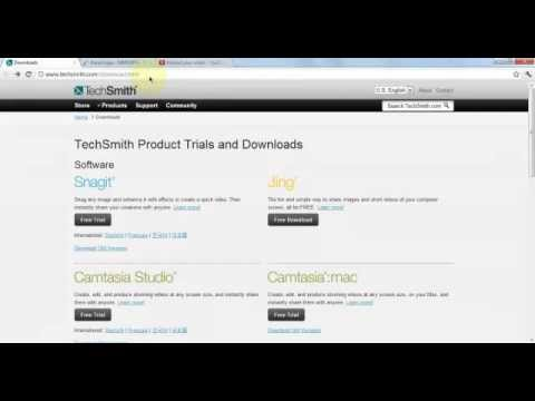 camtasia free version limitations