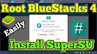 how To Root BlueStacks 4 With BS Tweaker 5  Easy Tutorial