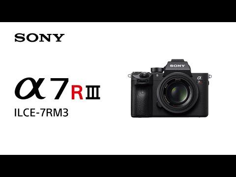 Sony ILCE-7RM3 α7R III 可換鏡頭數碼相機 (淨機身) 相關視頻