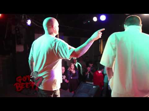 GOT BEEF? - Rap Battle - Kerser vs Dunn D