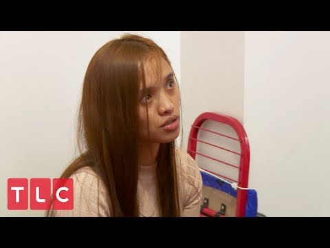 Hazel Reveals to Tarik That She's Homeless | 90 Day Fiancé: Before The 90 Days