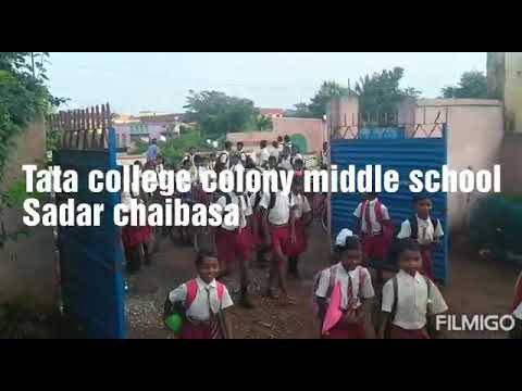 Tata college colony middle school