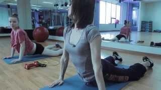 Фитнес для беременных, 2 триместр