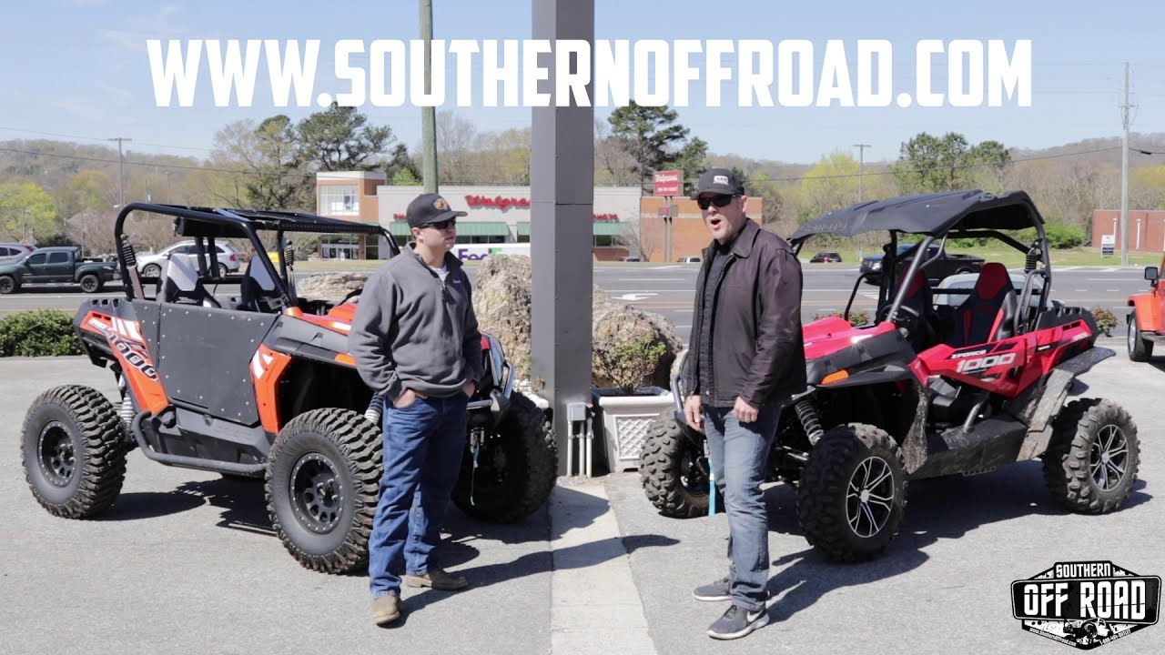 CFMoto ZFORCE 1000 - Southern Off Road Powersports