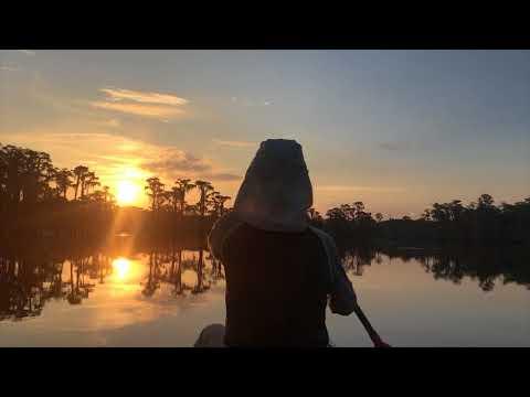 Sunset at Banks Lake by Guy Bryant 2018-07-29