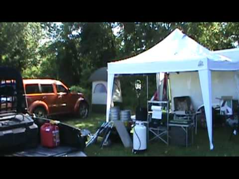 LDMA Athens, Michigan Camp Visit