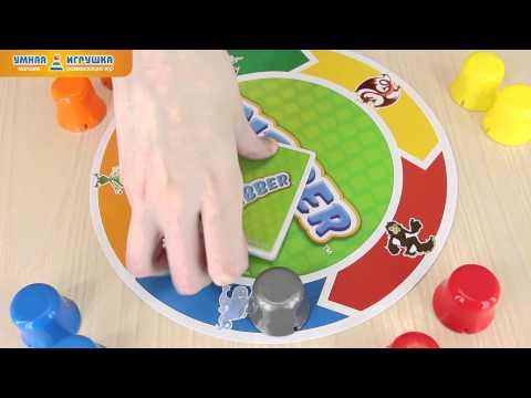 Настольная игра Fibber (Фиббер), Spin Master