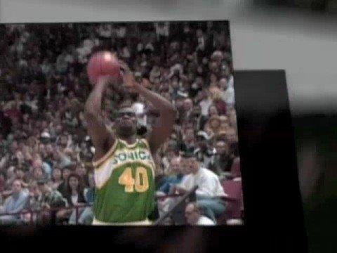 NBA Superstars 3: Shawn Kemp