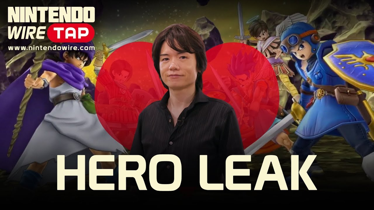 Was the Hero DLC Release Date Just Leaked? (Smash Ultimate) | Nintendo  Wiretap