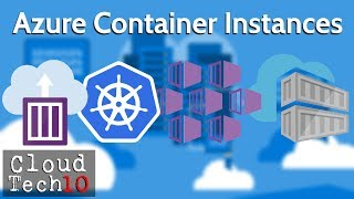 Using Azure Container Instances w/Azure Container Registry, Azure Container Service and Kubernetes