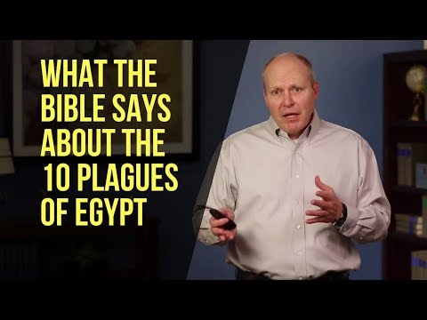 What The Bible Says About The 10 Plagues Of Egypt