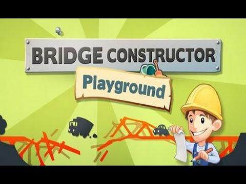 Game play Bridge Constructor Playground |
