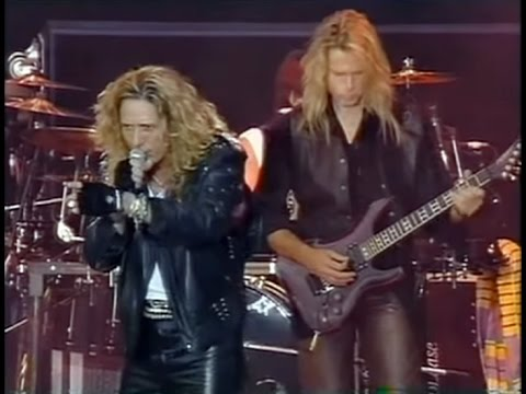 Whitesnake - Is This Love - (Live At St. Petersburg ...