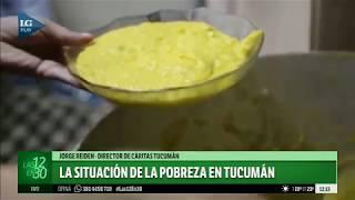 La situación de la pobreza en Tucumán