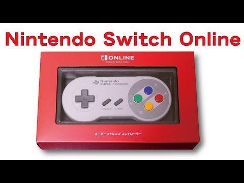 switchにオススメ!スーパーファミコンコントローラー開封&プレイ-限定販売