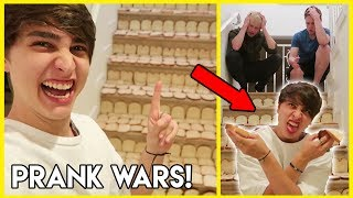 TURNING ROOMMATES STAIRS INTO BREAD PRANK