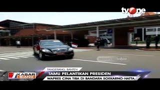 Wapres Cina Tiba di Bandara Soetta, Akan Hadiri Pelantikan Presiden Joko Widodo
