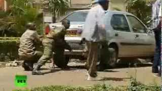 Terrorist Attacks on Nairobi