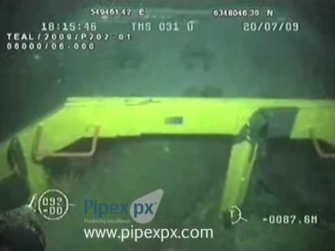 Pipex px® Subsea FRP Pipe Bridge