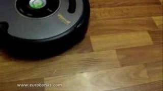 Roomba in-built voice demonstration