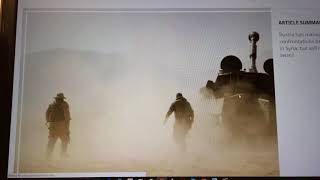 Will Israel Enter Syria
