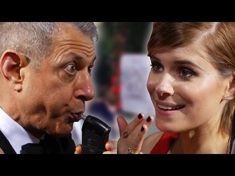 Thumbnail: Breathalyzing Celebrities At The Golden Globes