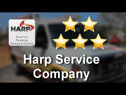 Harp Service Company Hot Water Heater Replacement Tulsa