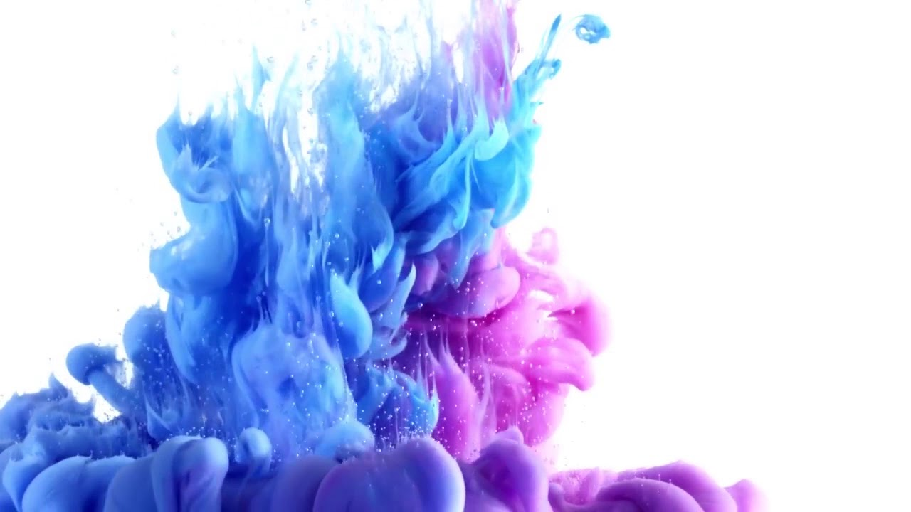 Ink in water background 720p 3 youtube - Water background images ...