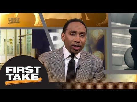 Stephen A. Smith says Super Bowl Media Day is a joke | Final Take | First Take | ESPN