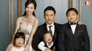 Chinese Dad Sues Beautiful Wife Children